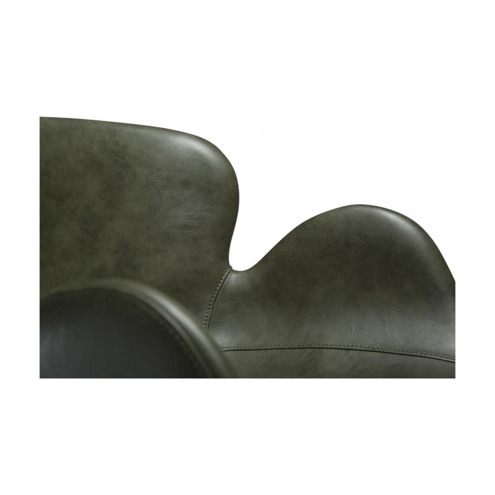 Stuhl Gaia   Vintage Grün