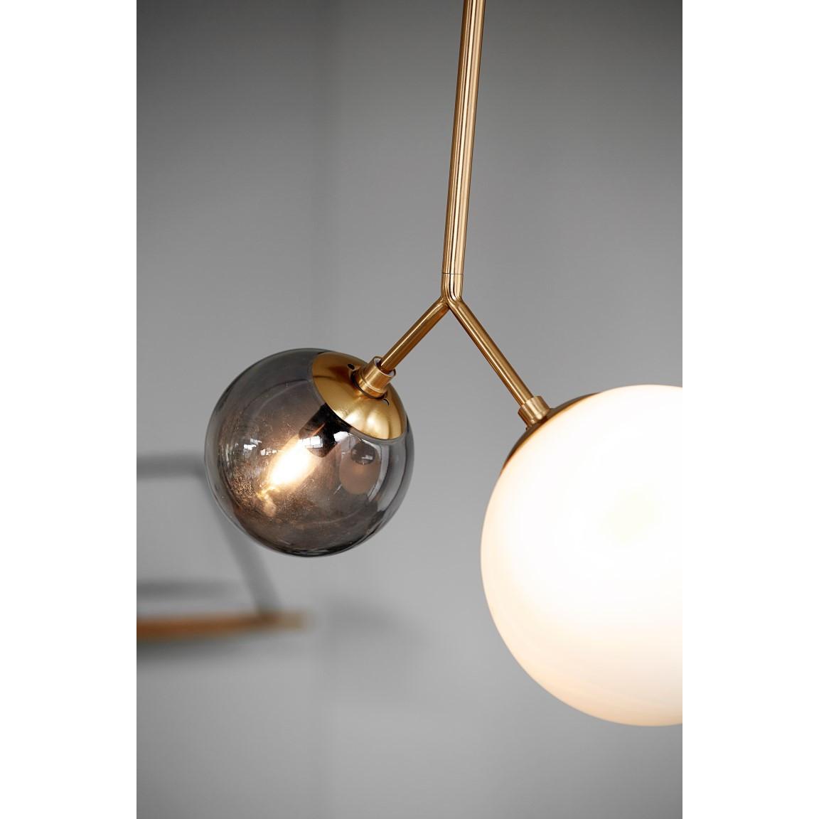 Ceiling Lamp Twice | Grey