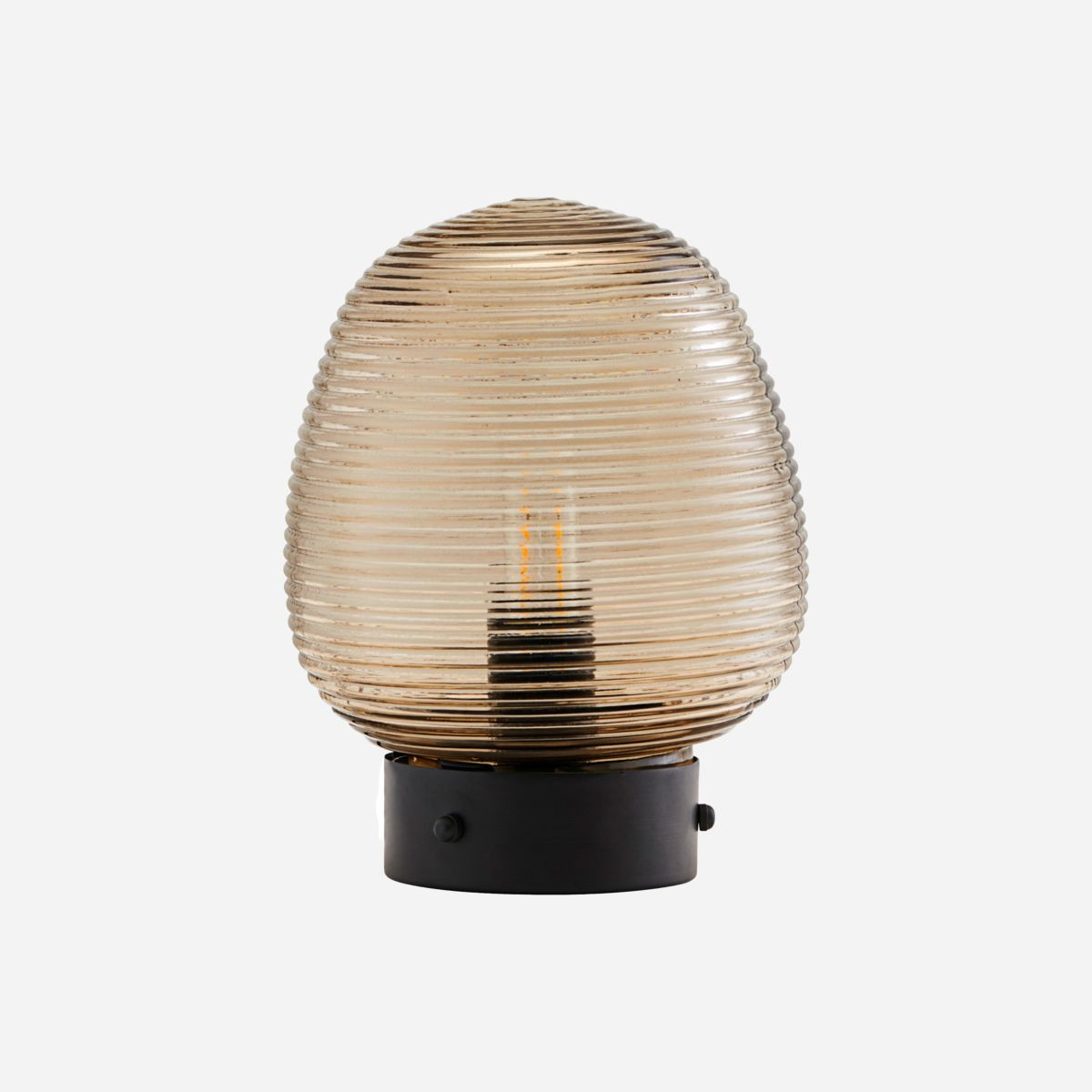 Tischlampe Ghia | Braun