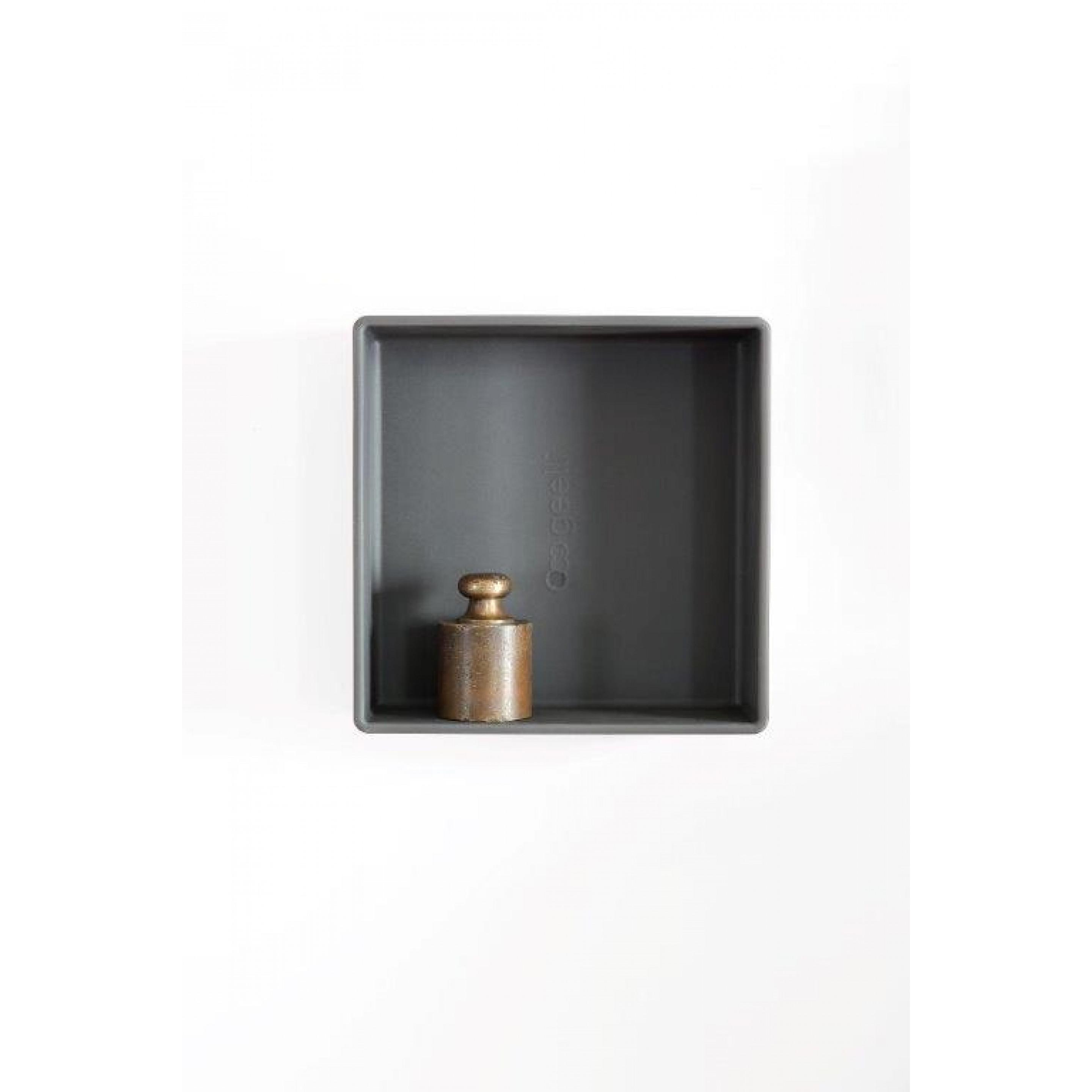 Wall Shelf Bocs | Dove Grey