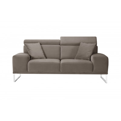 2-Sitzer-Sofa Georgia | Taupe