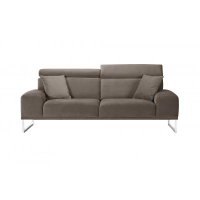 3-Sitzer-Sofa Georgia | Taupe