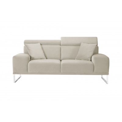 2-Sitzer-Sofa Georgia | Creme