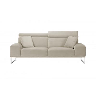 3-Sitzer-Sofa Georgia | Creme