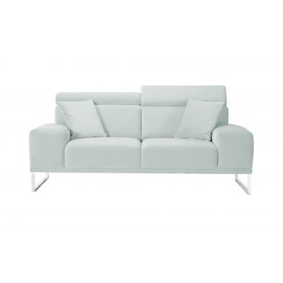 2-Sitzer-Sofa Georgia | Grau