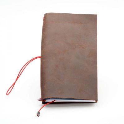 G.Book Notebook Set | Dark Brown