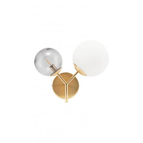 Wall Lamp Twice | Brass