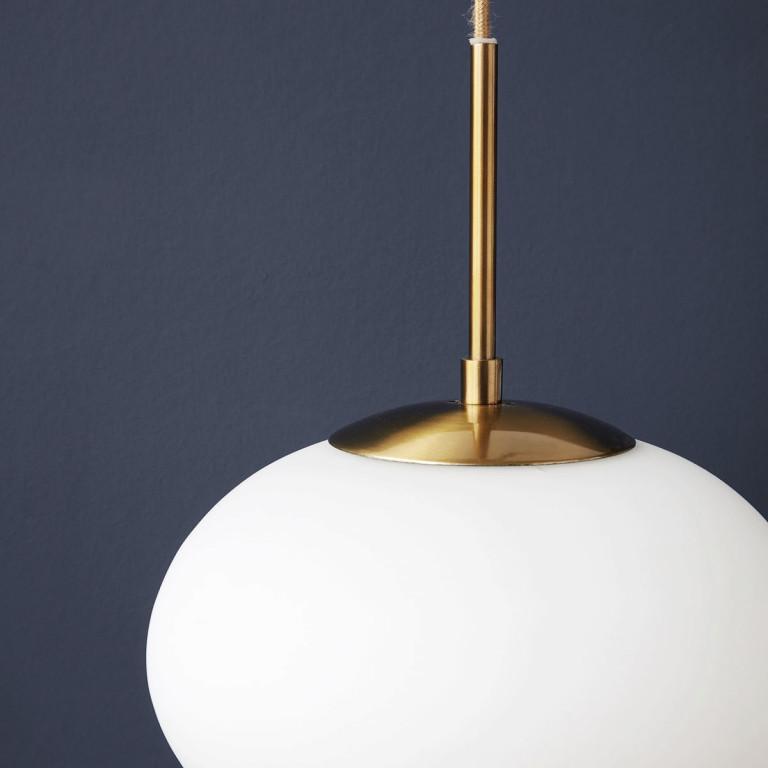 Pendant Lamp Opal | White