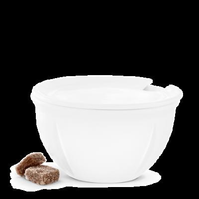 Grand Cru Soft Sugar Bowl with Lid