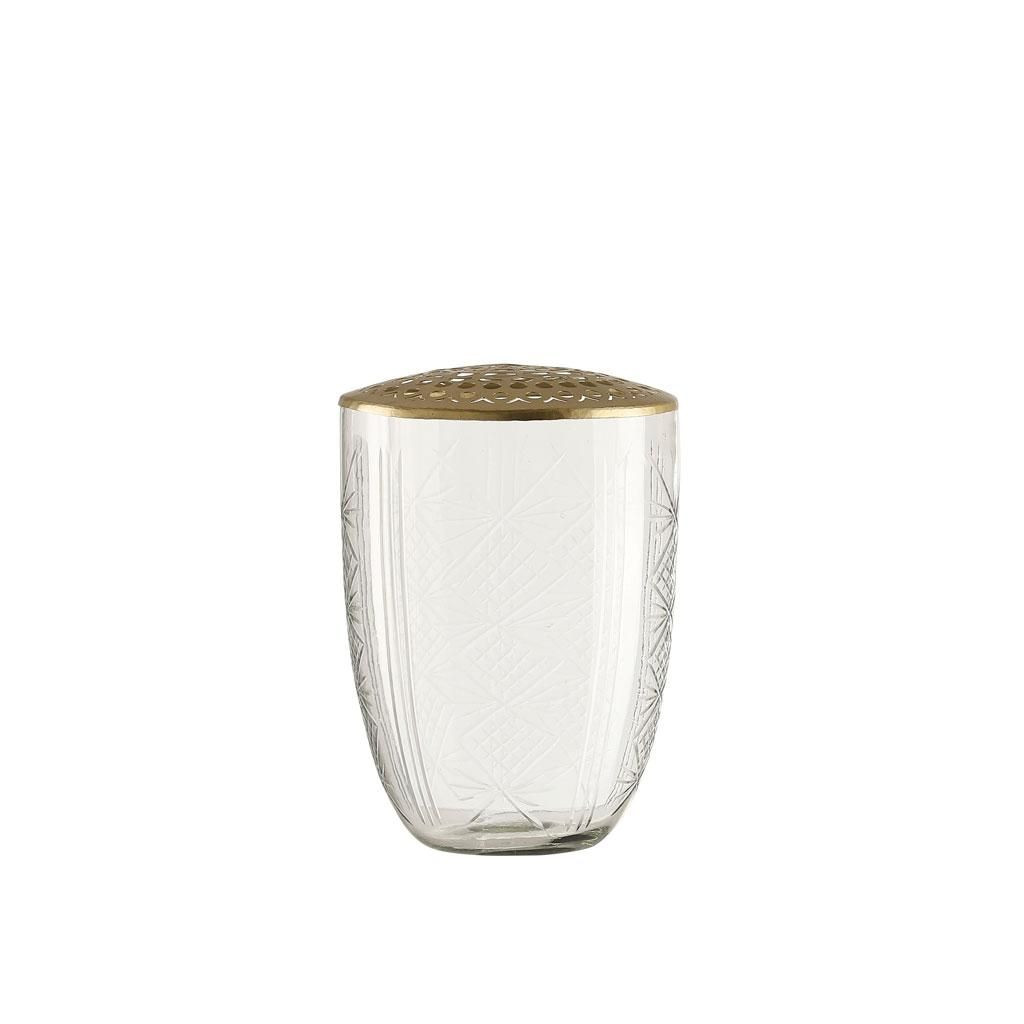 Vase Kanya Ø 10 cm   Messing