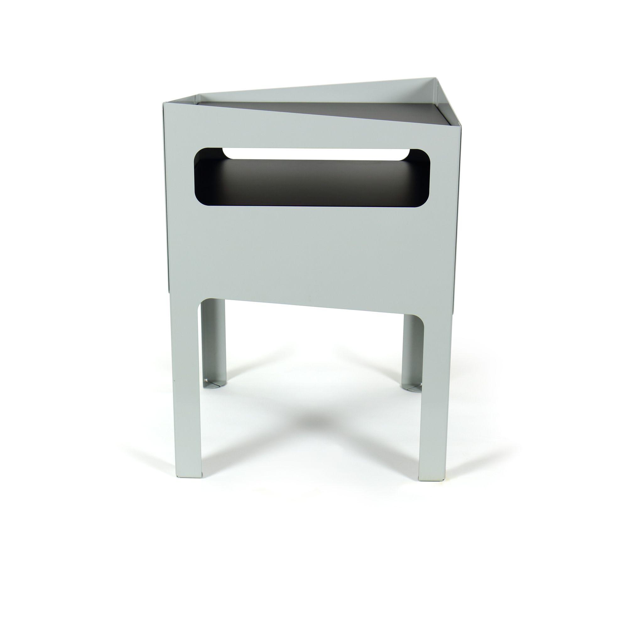 Trick Table   Grey Black