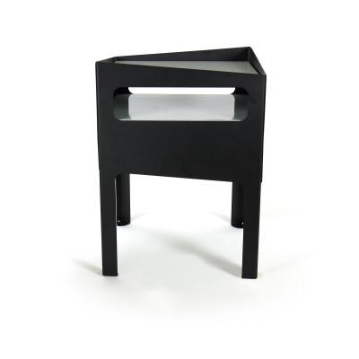 Tisch Trick | Schwarz Grau