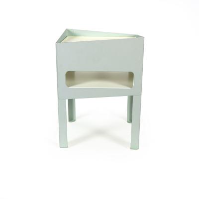 Tisch Trick | Grau-Weiß