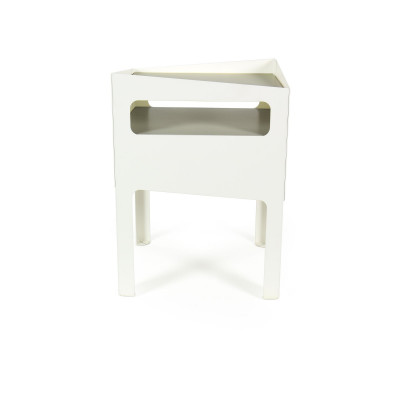 Tisch Trick | Weiß Grau