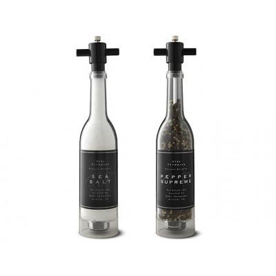 Wine Bottle Salt & Pepper Mill