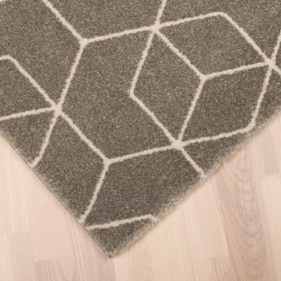 Teppich Gent | Grau