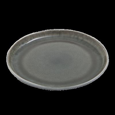 Dessertteller Prego Plain | Grau
