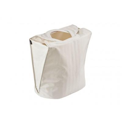 Wäschekorb Pull me up | Weiß