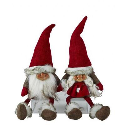 Christmas Trolls | Set of 2