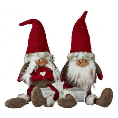 Christmas Trolls Large | Set of 2