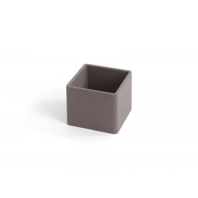 Container Fusto Cubo | Taubengrau