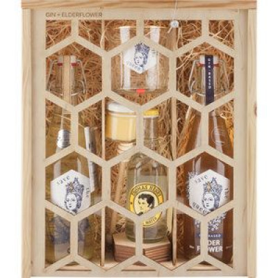 Giftpack   Gin & Gin-based Elderflower