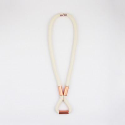 Necklace Gili | White