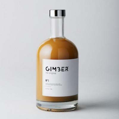 Boisson Sans Alcool au Gingembre Gimber 700 ml