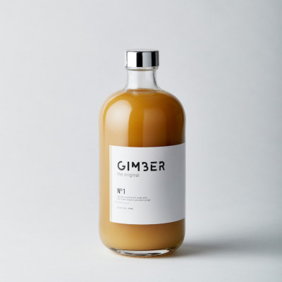 Boisson Sans Alcool au Gingembre Gimber 500 ml