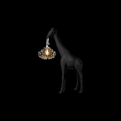 Lampe Giraffe in Love XS | Schwarz