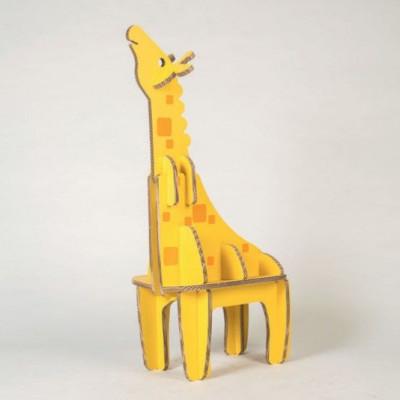 Giraffen-Bücherregal