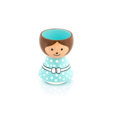 Bordfolk Eierbecher | Mädchen Mintgrün