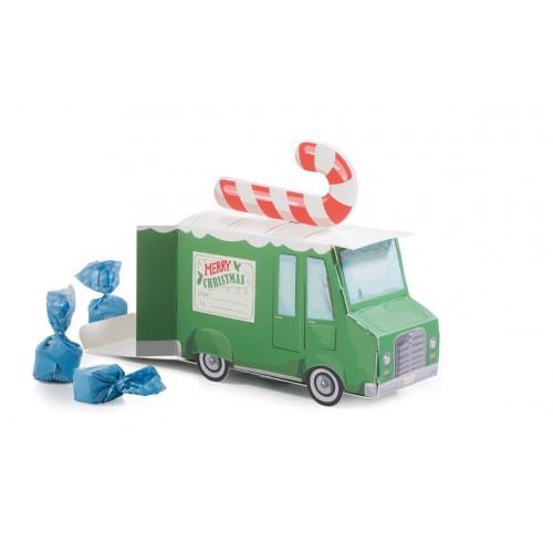 DIY-Karton für Geschenke | Van