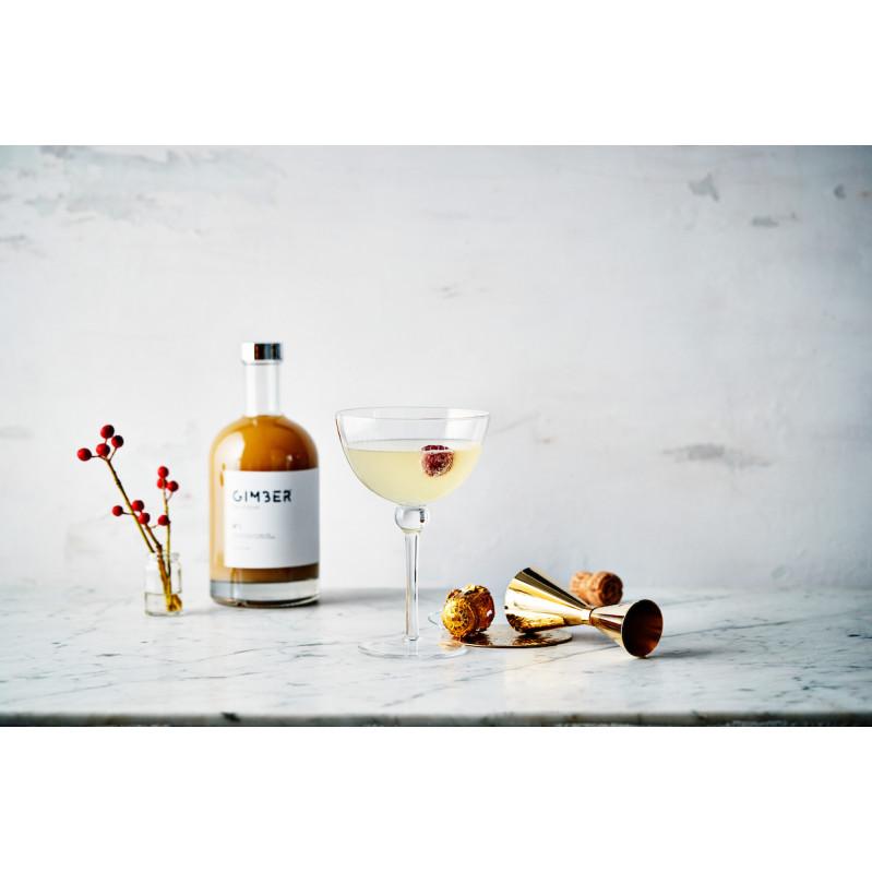 Alkoholfreies Ingwergetränk Gimber 700 ml
