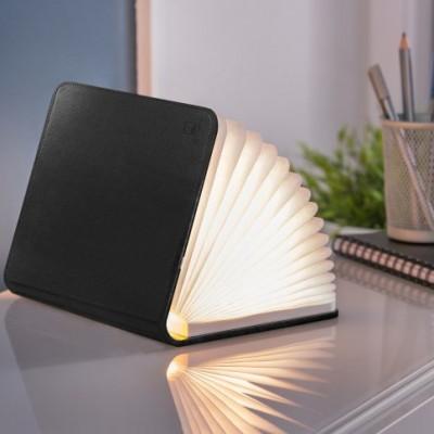 Smart Booklight Large   Black PU