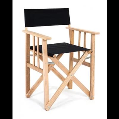 Director Chair | Black