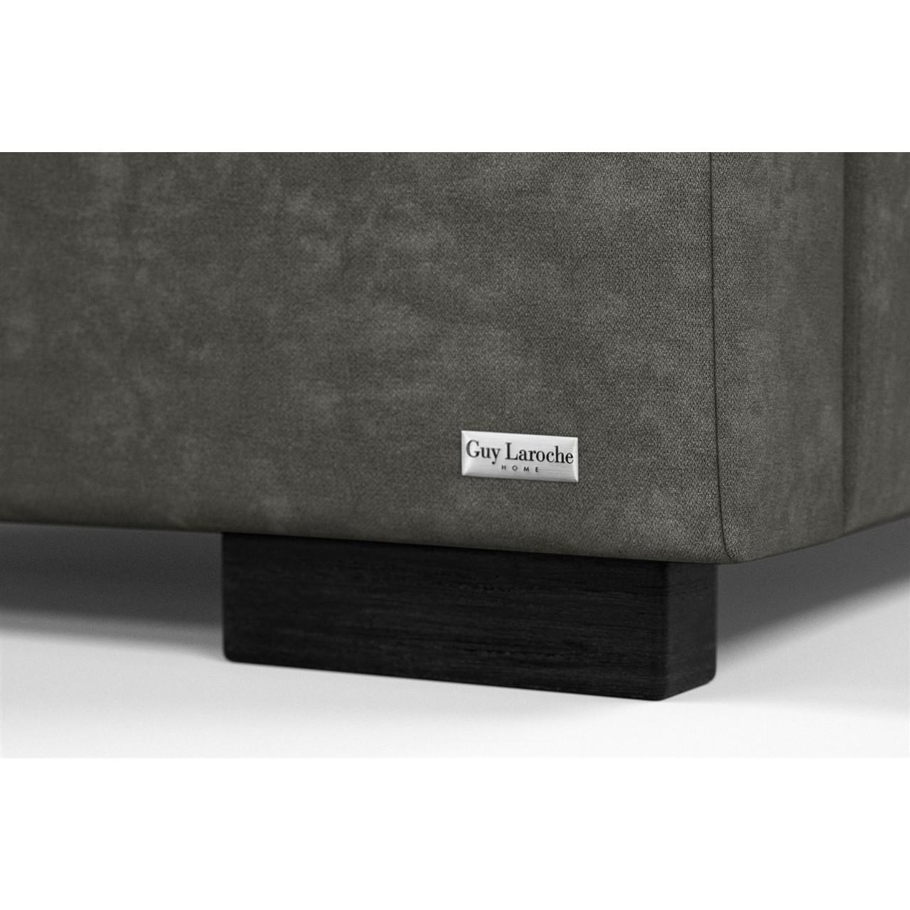 Lagerbett Allure   Taupe-180x200cm