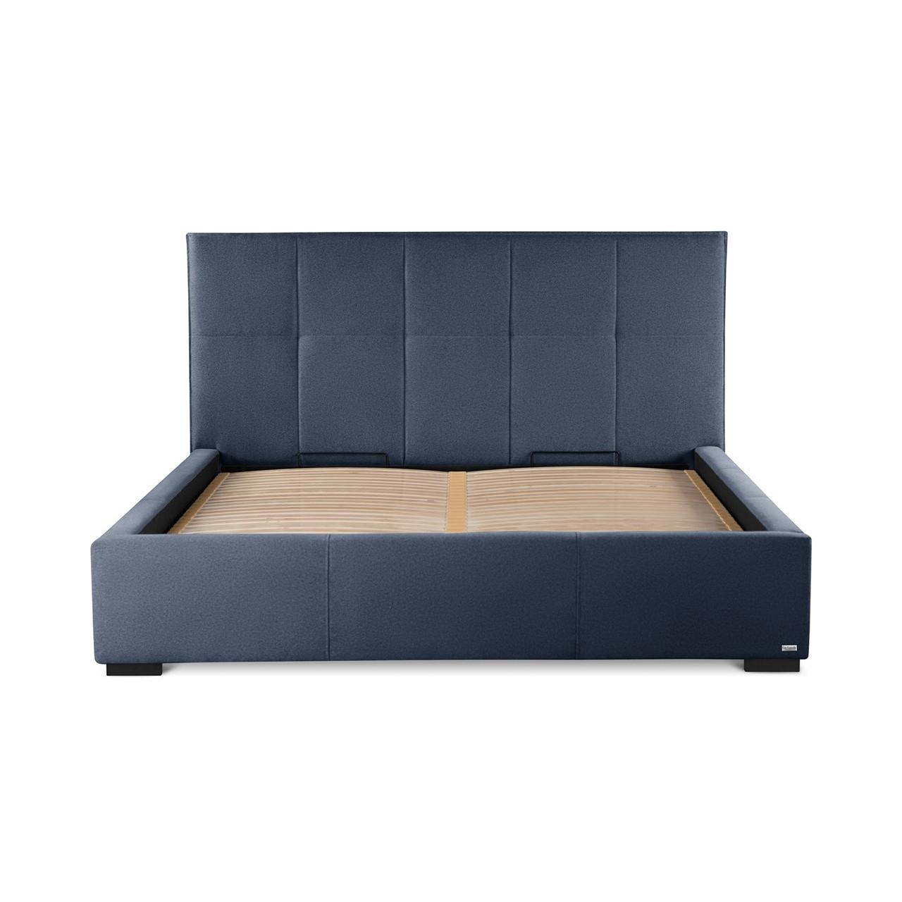 Bett Allure   Marineblau-140 x 200 cm