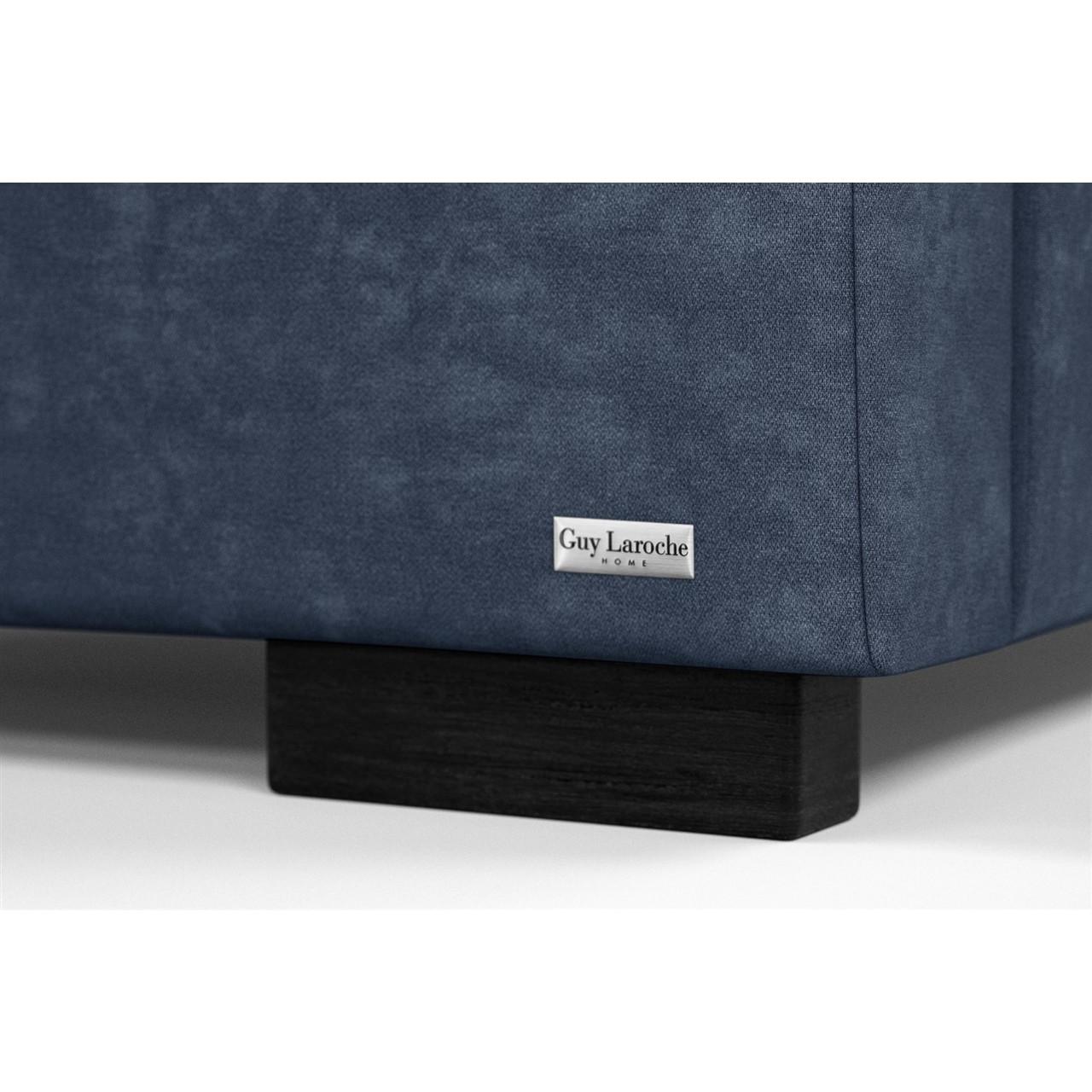 Lagerbett Allure | Marineblau