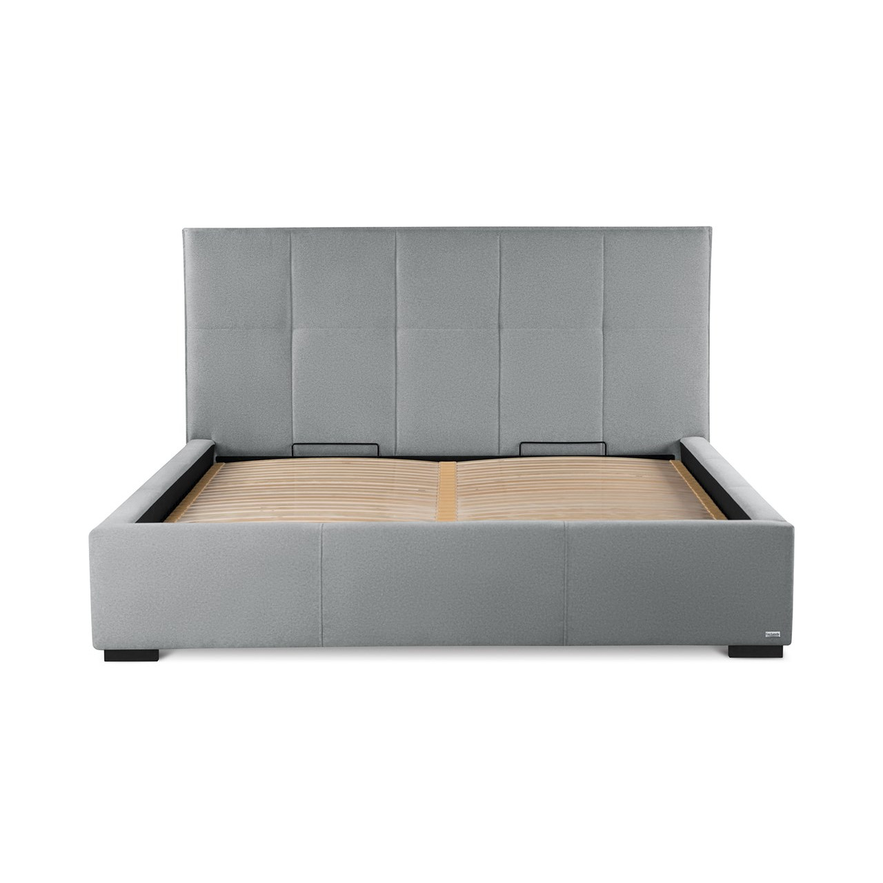 Lagerbett Allure | Grau