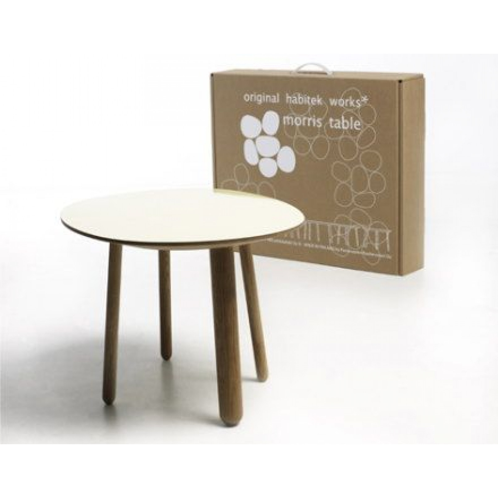 Morris Coffee Table Red