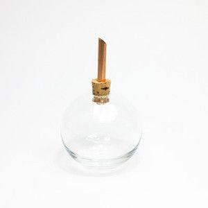 Glasilium Soliflore Vase   Clear