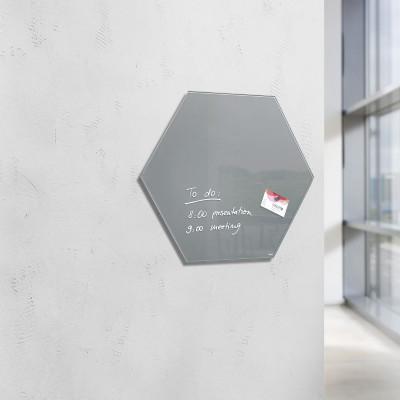 Hexagone   Grey