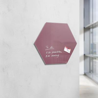 Hexagone   Red