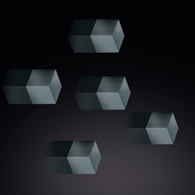 Set of 5 Magnets   Antracite