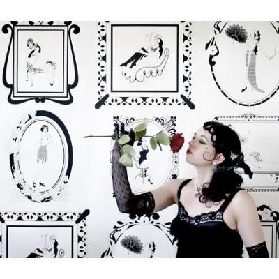 Glamour Wallpaper