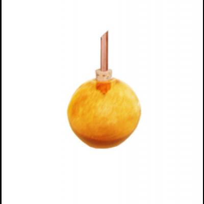 Glasilium Soliflore Vase | Orange