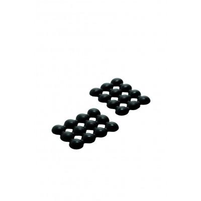 Mehrzweck Antirutschmatte Lebolle Kleines 2er Set | Schwarz