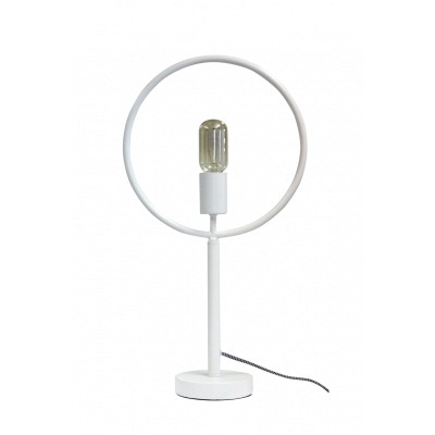 Table Lamp Globus | White