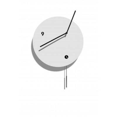 Globus 35 - White - With Pendulum
